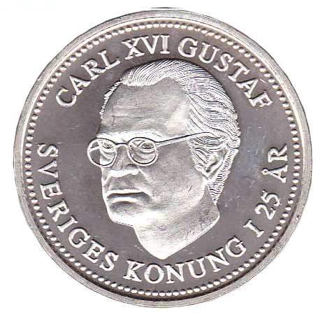 Carl XVI Gustaf - Sveriges Konung i 25 år