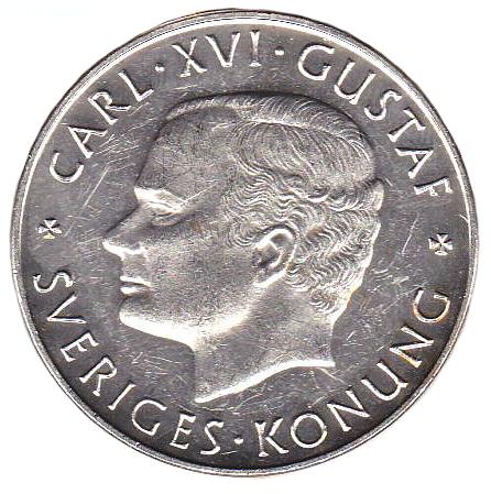 Svensk myntning 995 - 1995