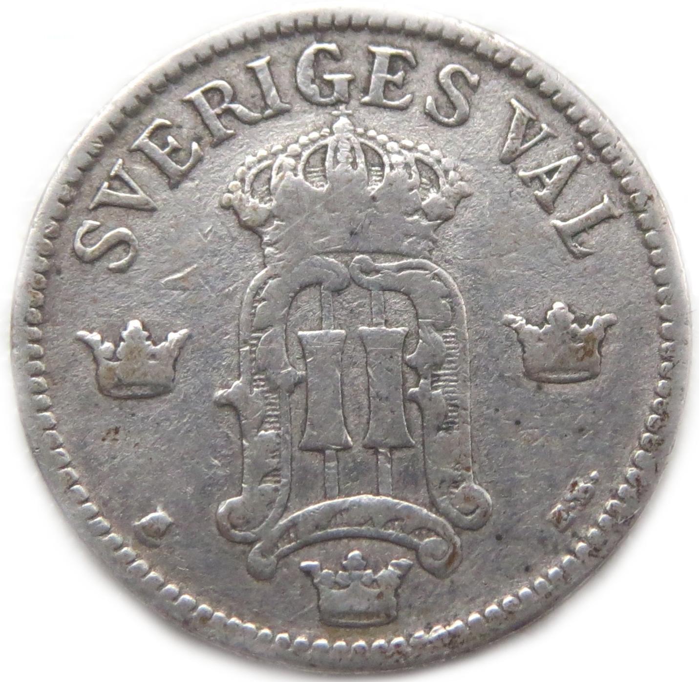 1907 Sveriges väl baksida