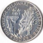 100-kr-1988-Nya-Sverige-Delaware-framsida-150x150