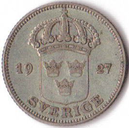 50-öre-1927-frånsida
