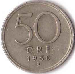 50-öre-1950-framsida